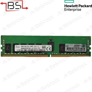 HPE 16GB 1Rx4 DDR4-2400T RDIMM Memory Kit