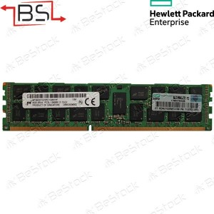 HPE 8GB 2Rx4 DDR3-12800R-11 Low Voltage Memory Kit رم 8 گیگ سرور اچ پی